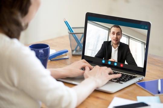 Aspirant - Coronavirus Strategies 4 Tips for Productive Virtual Meetings