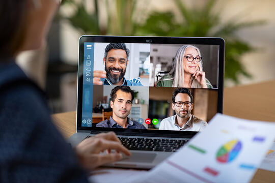 Aspirant - Maximizing Remote Meetings