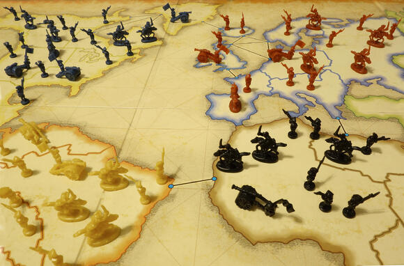 Wargaming in Business to Get a Competitive Advantage