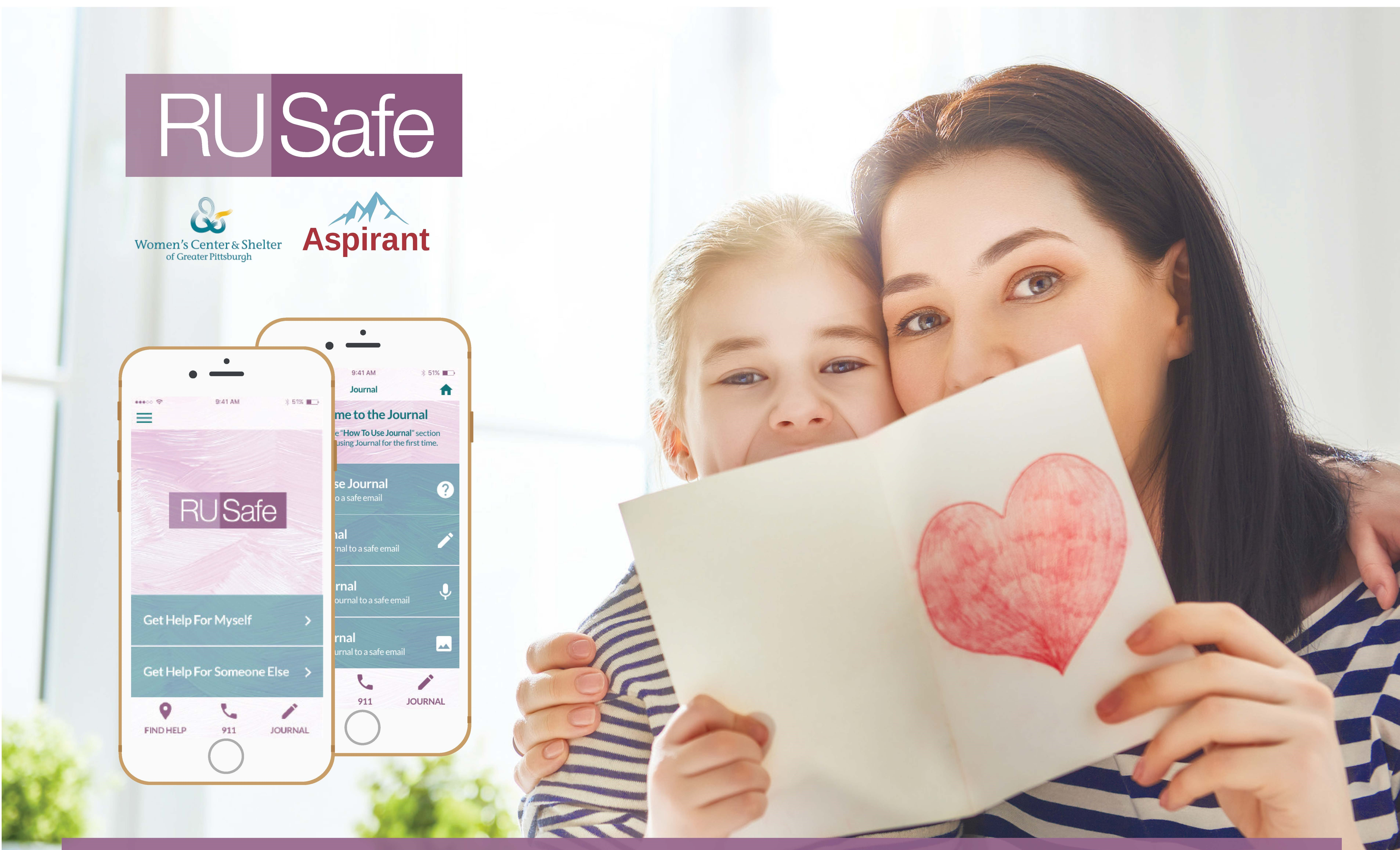 Aspirant Connection of Hope RUSafe App 2