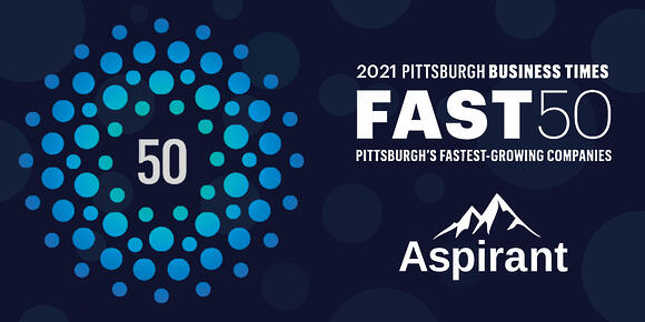 Aspirant Named One of Pittsburgh's Fastest-Growing Companies