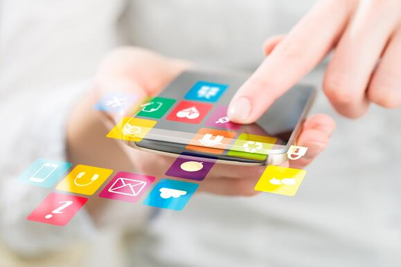 Development of mobile app engages foodservice customers