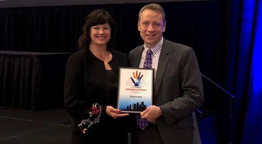 Corporate Citizenship Awards 3-1
