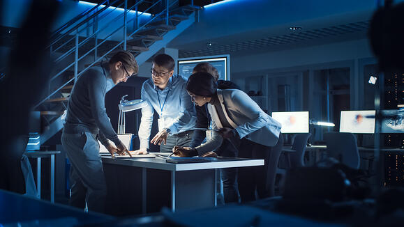 Staffing a Global It Project with an Aggressive Six-month Timeline