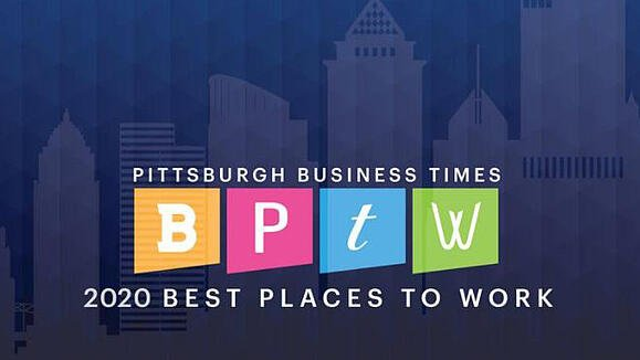 "Pittsburgh Business Times Names Aspirant a ""Best Place to Work"""