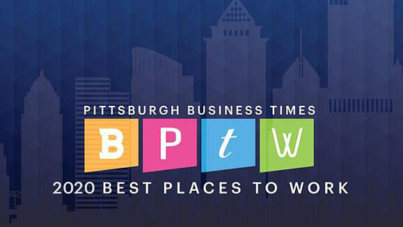 Pittsburgh Business Times Names Aspirant a Best Place to Work