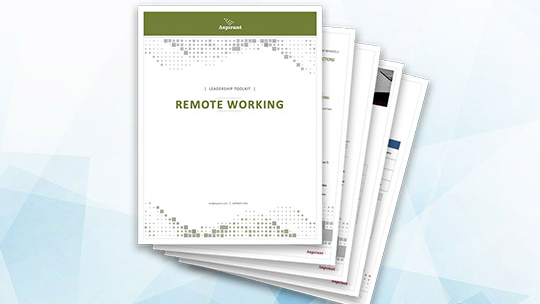 Remote Working Leaderhip Tool Kit
