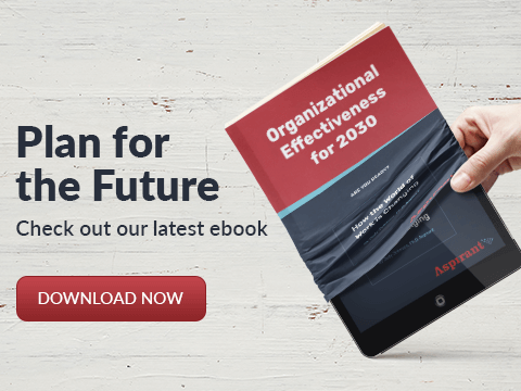 Download Our Ebook Organizational Effectiveness for 2030